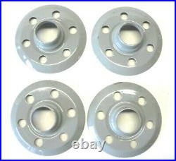 1929 Chevy Disc Wheel Hold Downs Tire Wheel Rims Set Of 4 From Restore Car Used