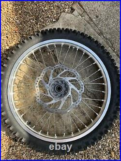 2017 Honda CRF 450 R Low Hours Front Wheel Good Tyre And Disc