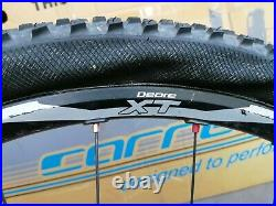 26 Shimano Deore XT Quick-release Disk / Disc Brake Front Wheel / X-king Tyre