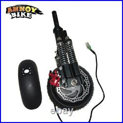 48V 1000W 8 Inch Electric Bicycle Scooter Motor Fat Tire 20081 8''wheel