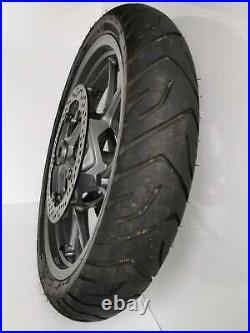 BMW R1200GS R1250GS 2019 Front Alloy Wheel With Tyre Brake Disc 27728054 M1-114