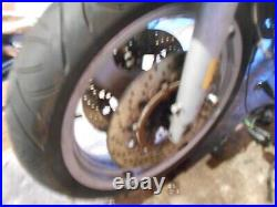 Bmw R1100rt Abs 1995-2001 Abs Front Wheel With Tyre And Discs