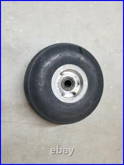 Cleveland 6.00-6 Wheel Assembly, PN# 40-97A, Brake Disc, and Tire
