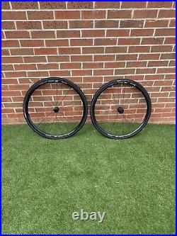 Dt Swiss R470 30mm DB Disc Road Wheels With Sworks Tyre 28mmTyres Tubeless Ready