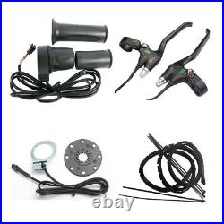 E bike Kits 48V 1500W front or Rear Hub Motor with Tyre for disc brake bicycle