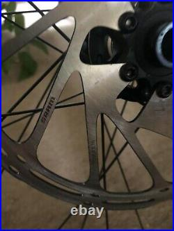 GIANT 27.5 MTB Front Wheel With SRAM disc And MAXXIS tire
