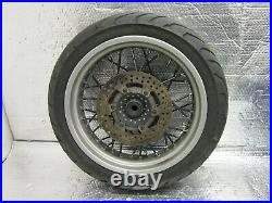 Mz 660 Baghira Supermoto Rear Wheel With Disc And Tyre Etc 98-07