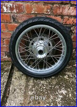 Triumph Thunderbird 900 1995 Complete Front Wheel And Tyre And Brake Disc