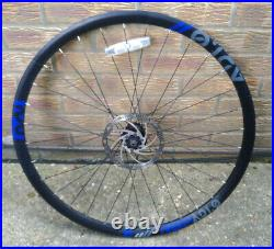 Wheel set 700c RSP ad1.0 for hybrid bikes with disc brakes no tyre both wheels