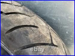 Yamaha Mt03 Front Wheel Tyre And Brake Discs From A 2006 Model