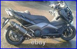 Yamaha Tmax 530 front wheel and tyre with disc brakes
