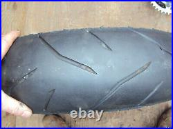 Yamaha Tzr250 3ma Rear Wheel And Tyre, Disc And Cush Drive Rubbers 18 X 4 R64